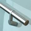 Glass balustrades handrail
